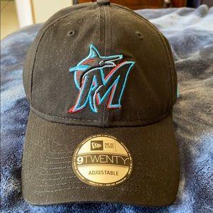 Miami Marlins MLB New Era 9Twenty Hat